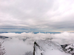 winter mountain snow cold clouds landscape frozen photo... (Photo: Paul Pacio on Flickr)