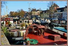 Niederlande / Groningen / Noorderhaven (berndwhv) Tags: nederland stadt groningen altstadt niederlande stadtansichten noorderhaven provinciegroningen provinzgroningen
