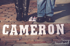 (Nancy Vanderbilt Photography) Tags: family winter dog baby snow love beautiful puppy paw shoes heart letters mother maternity rings cameron ultrasound blocks growing chalkboard germanshepard blackboard expecting itsaboy 3dultrasound familylove whiteletters furrbaby