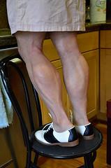 _DSC0164jj (ARDENT PHOTOGRAPHER) Tags: highheels muscle muscular mature milf tiptoe calves flexing veiny