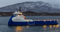 The Blue Storm (Per-Karlsson) Tags: vessel psv xbow supplyvessel offshorevessel offshorenorway
