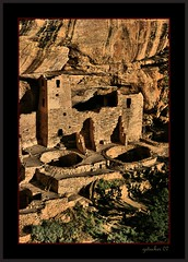 Mesa Verde 5 (the Gallopping Geezer 3.3 million + views....) Tags: house southwest history abandoned home rock canon nationalpark ancient colorado village decay indian pueblo culture canyon historic nativeamerican faded mesaverde vacant worn ghosttown cortez derelict decayed cliffdwelling geezer americanindian 2007 corel dwelling west07926