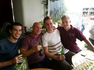 Auckland Nines Tour - Jan 2015