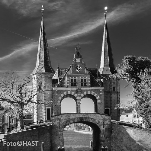 20150218-0087_Watergate of Sneek (Fryslan)