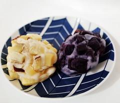Kumajyun Higo Manju Desserts (Raphael Paolo) Tags: food dessert japanese gr ricoh manju