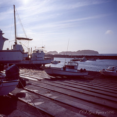 20160319-16 (GenJapan1986) Tags: 2016 fujifilmgf670wprofessional          film  island japan tokyo  sea pacificocean landscape niijima fujifilmprovia400x