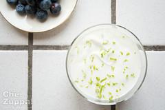 Bavarese allo yogurt e lime (Alessandro Gerbino Chezuppa) Tags: breakfast dessert lime yogurt dolci colazione ricette cucinaitaliana bavarese ricettedolci
