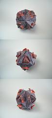 12 unit Selene Sonobe - Maria Sinayskaya (Rui.Roda) Tags: origami maria modular 12 papiroflexia selene unit sonobe papierfalten sinayskaya
