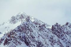 Piz Badus, Graubnden (romanmeister) Tags: snow alps peak alpen sedrun graubnden gipfel graubunden rheinquelle pizbadus