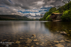 Ullswater Boathouse (R0BERT ATKINSON) Tags: trees water clouds lakedistrict cumbria ullswater sigma1020 ullswaterboathouse robatkinsonphotography