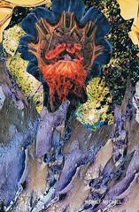 DEMONIO (KOHLI MICHEL) Tags: art collage arte diablo miedo diable demonio peur dmon artkohli