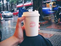 "DSCN1875.JPG (Alex The ""Weirdo"") Tags: street hot cold coffee sadness nikon loneliness rainyday sad random pedestrian coolpix cappuccino citycenter saigon coffeetime vsco vscocam vscoph vscophotography vscovietnam"