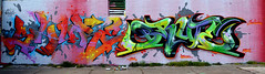 graffiti amsterdam (wojofoto) Tags: holland amsterdam graffiti nederland netherland brute ndsm shure wolfgangjosten wojofoto