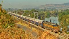 Deccan Express (AyushKamal2014) Tags: kamshet deccanexpress kynwcam2p