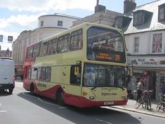 Brighton & Hove 675 YN57FYC 'Edward Carpenter' North St, Brighton on 29 (1280x960) (dearingbuspix) Tags: 675 brightonhove goahead edwardcarpenter yn57fyc