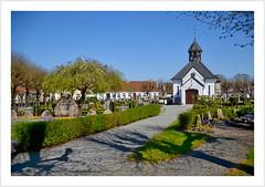 Der Friedhof auf dem Holm (Harald52) Tags: friedhof holm schleswig