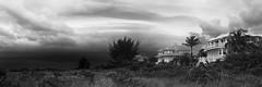 Approaching Thunderstorm (josesuro) Tags: travel bw storm beach digital landscapes florida 2008 palmisland afsdxzoomnikkor1870mmf3545gifed floridagulfcoast nikond300 jaspcphotography