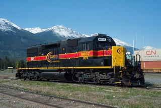 CEFX 6057, Jasper AB