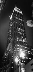 Empire State of Mind (Graphic Scribe) Tags: blackandwhite bw newyork skyscraper unitedstates landmark empirestatebuilding