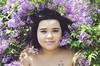 Biz (Jessica Lisbeth) Tags: flowers black girl purple may lilac mayflowers hpfan