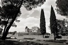 Via Appia Antica (Vincenzo Sagnotti) Tags: roma italia monumenti rm