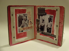 LIAR (ArcticCoyote) Tags: art paper transgender alteredbook bookbinding gender bookmaking handmadebooks
