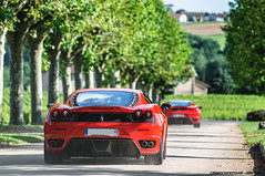430 (Gaetan | www.carbonphoto.fr) Tags: auto car speed great fast automotive ferrari exotic coche incredible luxury supercar f430 ferrarista hypercar worldcars carbonphoto
