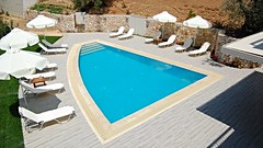 Inviting pool (Wider World) Tags: wallpaper pool greece kephalonia 16x9 lourdas   vrisada