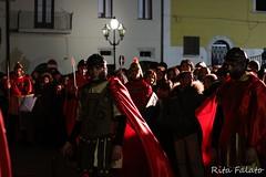 (ritafalato) Tags: viacrucis italy guardiasanframondi 2015 soldier romansoldier processione