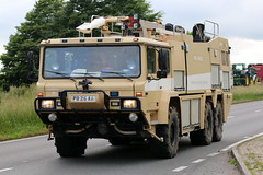 PB25AA - RAF (Ex Camp Bastion)Unipower - Carmichael MFV2 (TT TRUCK PHOTOS) Tags: raf unipower carmicheal