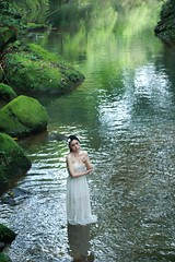 DP1U9791 (c0466art) Tags: school light portrait white girl creek canon bride high eyes princess little outdoor gorgeous dream young large cloth charming the  1dx c0466art
