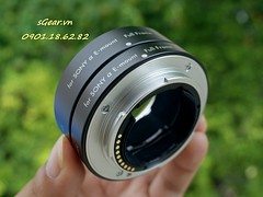 Kenko Extension Tube AF for Sony E mount fullframe (sgear.gallery) Tags: macro closeup sony af fullframe autofocus kenko autoextensiontube emount sgearvn