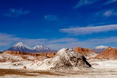 Valle de la Luna II (Luiz Filipe M. Correia) Tags: chile southamerica paisagem cu atacama valledelaluna andes nuvens salar deserto viagemdemoto