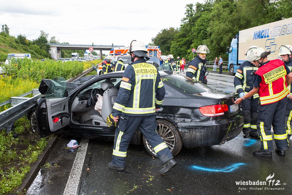 Tragischer Unfall Auf Der A3 Zwei Tote Und Ein Schwerverletztes