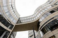 K-Bogen (ARTUS8f) Tags: flickr daniel architektur libeskind dsseldorf bogen kurve modernearchitektur