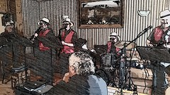 20160606_140657 (Downtown Dixieland Band) Tags: ireland music festival fun jazz swing latin funk limerick dixieland doonbeg