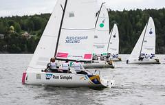 Allsvenskan Segling Ekerö 2016