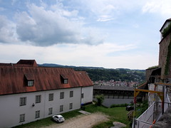 P5280481 (photos-by-sherm) Tags: museum germany spring high panoramic views fortifications defensive veste hilltop passau oberhaus