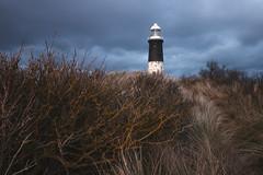 salvation (I AM JAMIE KING) Tags: light sunset lighthouse nature grass coast dunes coastal shipping peninsula highlight eastyorkshire marramgrass rspb spurnpoint yorkshirewildlifetrust