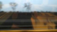 Blur and Oasis Face Off in the Battle of Britpop (Robert Saucier) Tags: blur window train landscape amtrak paysage cristal fentre adirondack flou vitre img1328