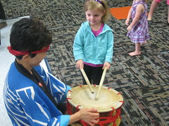 2016 Summer Reading Program (Owatonna Public Library) Tags: owatonna public library childrens services 2016 summer reading program mu daiko drummers