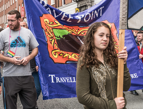 PRIDE PARADE AND FESTIVAL [DUBLIN 2016]-118135