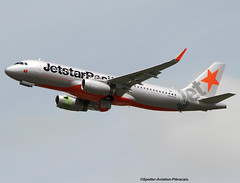 JetStar Pacific Airlines. First flight . (Jacques PANAS) Tags: jetstar pacific airlines airbus a320232wl vna564 fwwiy msn7213
