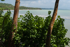 Vista Ro Cedro Paraso Natural (Mara Paola Aguilar) Tags: ro cedro rio crdoba cordoba colombia beach playa photography fotos mariapaolaaguilarrojas paraso natural caribe mar sea
