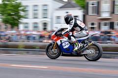 Mike Velthuijzen (Fred van Bergeijk) Tags: assen tt vaart demonstratie motogp2 racing