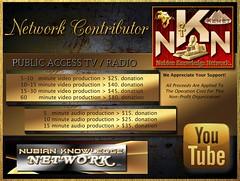 Network Production rate card (YOMOSA Film Company) Tags: nubianknowledgenetwork yomosafilmcompany black hotep awakened kemet africa african god