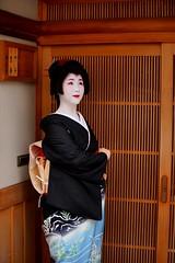 (nobuflickr) Tags: japan kyoto maiko geiko       miyagawachou  20160609dsc02344