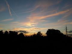 Sunset in the Ruhr Area (mtiger88) Tags: city sunset sky nature landscape geotagged deutschland essen sonnenuntergang sundown district natur north himmel stadt nrw quarter metropolis landschaft ruhrgebiet deu nordrheinwestfalen kreis 2016 capitalcity rhinewestphalia altendorf stadtteil ruhrmetropole mtiger88 mtiger ruhrerea geo:lat=5146291260 geo:lon=698645580