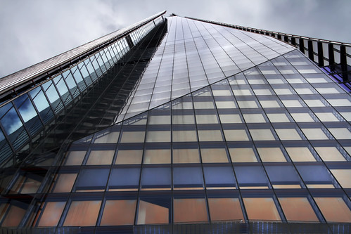 The Shard - Up close and personal