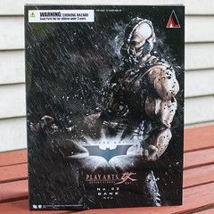 Bane Box (misterperturbed) Tags: dccomics squareenix bane darkknight dcdirect playartskai darkknightrises
